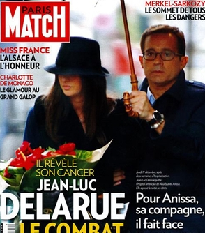 Paris Match - Décembre 2011