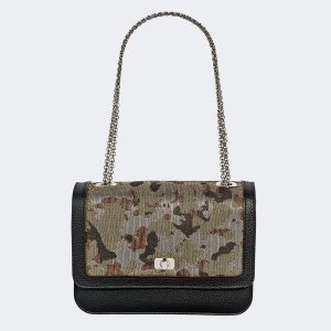 Sac little bandouliere chaine reglable camouflage militaire