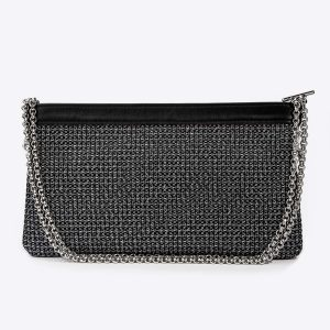 pochette argent Lolo Chatennay